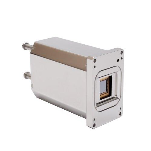 VUV EUV X-ray in-vacuum cameras