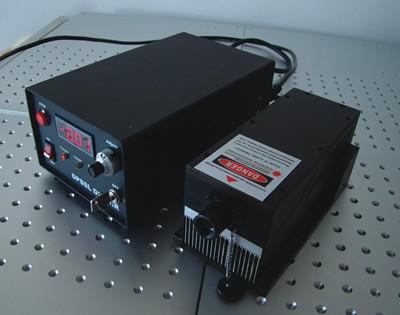 DL CW IR laser, 1550 nm