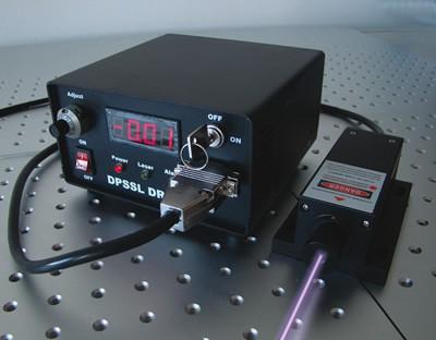 DL CW Blue Violet Laser, 405 nm