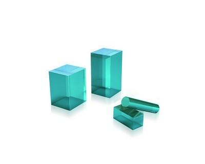 LiSAF, LiSGaF and LiCAF Crystals