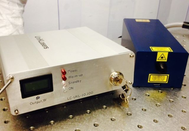 Single Frequency CW DPSS 442 nm Laser BRaMMS-Duetto-442