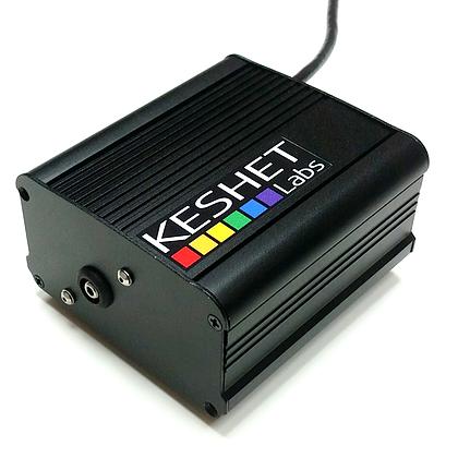 Compact Fiber Optic Spectrometer