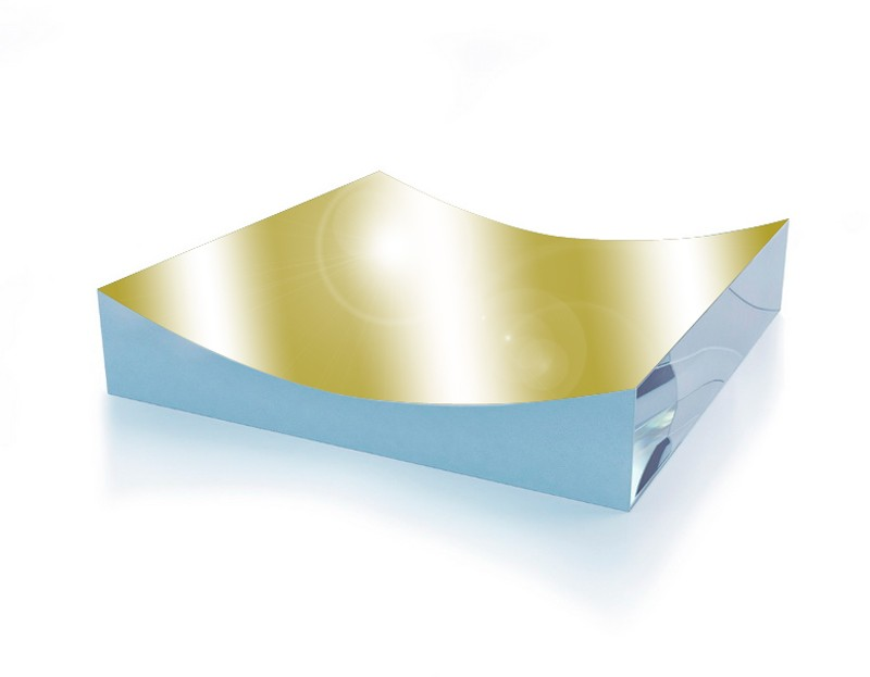 Cylindrical Concave Metallic Coated Mirrors