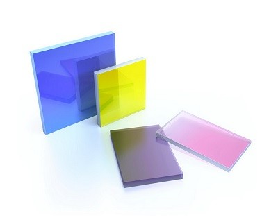 Color Glass Filters