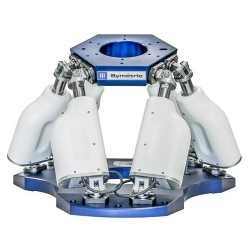 BREVA Positioning Hexapod