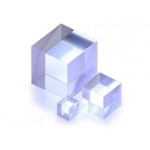 Non Polarizing Beamsplitter Cubes