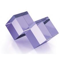 Yb:KGW and Yb:KYW Crystals